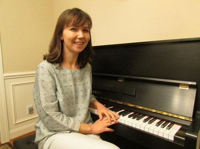raleigh piano teacher Antonina Mazilu