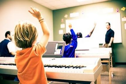 group piano lessons raleigh class